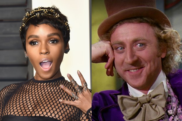 Twitter Wants Janelle Monáe To Play Willy Wonka In The Reboot And OMG It's...