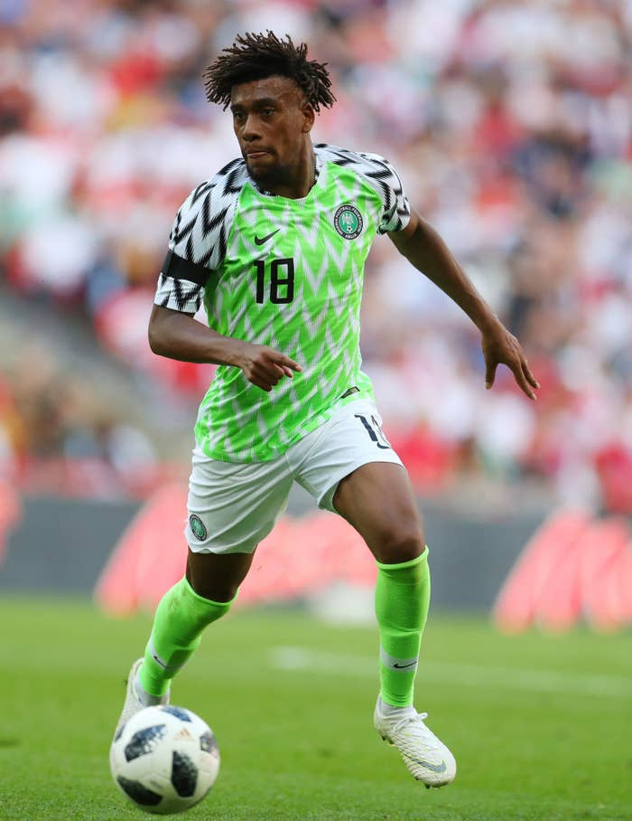 17 Photos That Prove Nigeria Will Win The World Cup On Style Points 119f0cffa