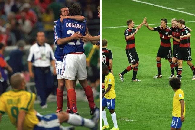 Em 1998, perdemos aquela final para a França mas seríamos campeões na Copa seguinte, em 2002. E em 2014... Bom, deixa pra lá, o fato é que isso não pode ser apenas coincidência para 2018, não é mesmo?