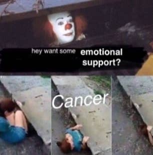 23 Memes That Ll Make All Cancers Nervously Laugh Then Have An