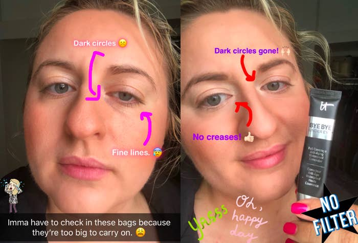This Concealer Totally Makes Your Under Eye Baggage Disappear