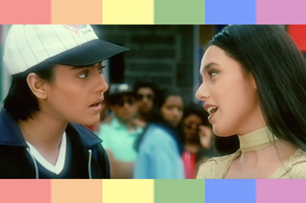 Kuch Kuch Hota Hai But Anjali And Tina Are In Love And No One Cares