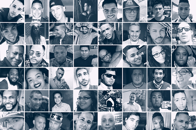 df421e1e325 Here Are All Of The Victims In The Orlando Nightclub Shooting
