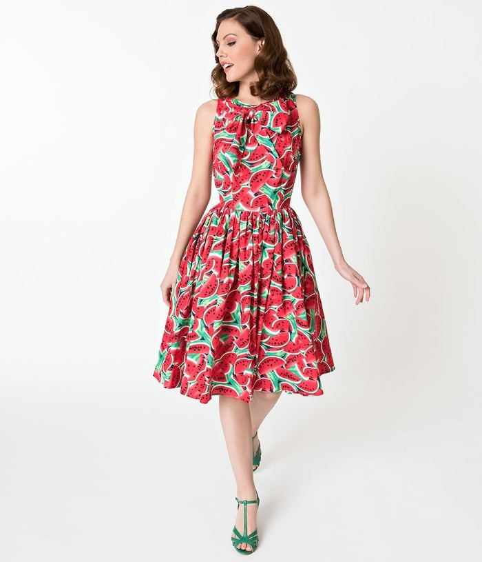 Get it from Unique Vintage for $98 (available in sizes XS–XL).