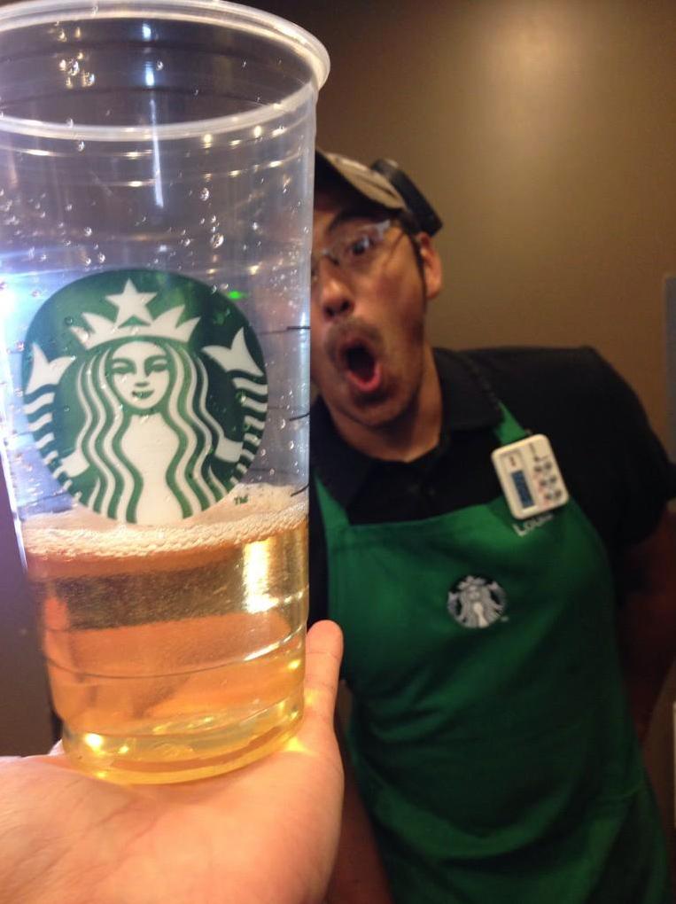 19 Ridiculous Custom Starbucks Orders