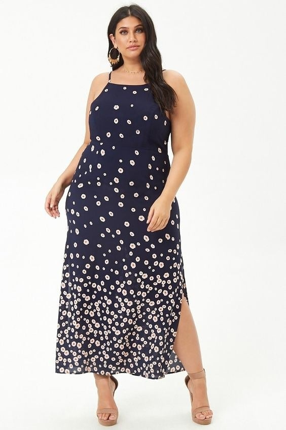 Get it from Forever 21 for $27.90 (available in sizes 0X-3X).