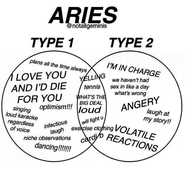 Top liked tags in posts with #aries hashtag