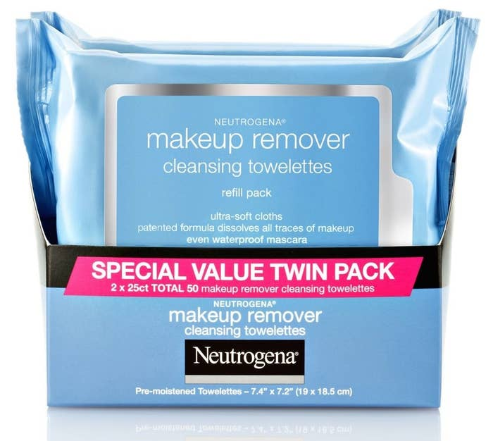 "Promising review: ""These wipes are amazing. They are not oily and they don't lack moisture. Removes even waterproof mascara. Very good!"" —JetCustomerPrice: $8.97 ($3.02 off the original price)"