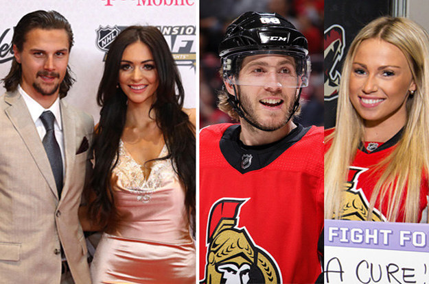A Hockey Player's Girlfriend Is Accused Of Harassing A Teammate And His Wife On Instagram