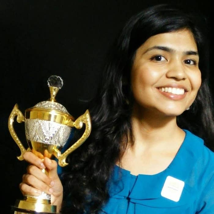 She is currently ranked 97th in the world among female chess players.