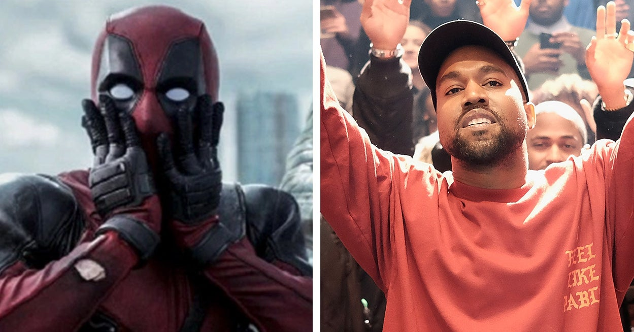 Ryan Reynolds Just Dragged Kanye West In The Most Ryan Reynolds Way Ever