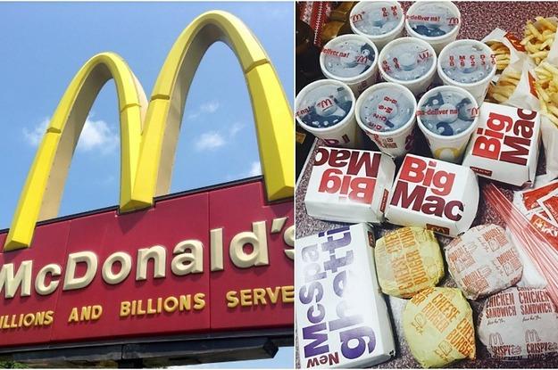Put Up Or Shut Up, McDonald's Lovers, And Take This Menu Item Quiz