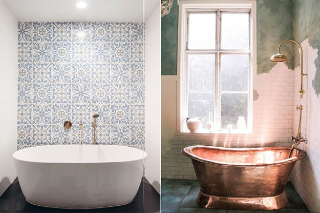 "17 Gorgeous Bathtubs That'll Make Bath Lovers Say ""I'm Moving In"""