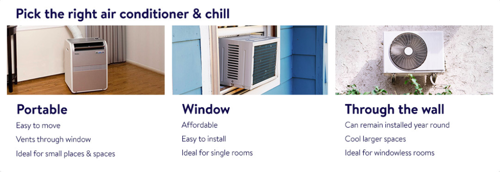 Here S How To Choose An Air Conditioner For Your Apartment