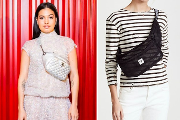 Fanny Packs Are Back And People Are Wearing Them Over Their Boobs 3f626f26d5