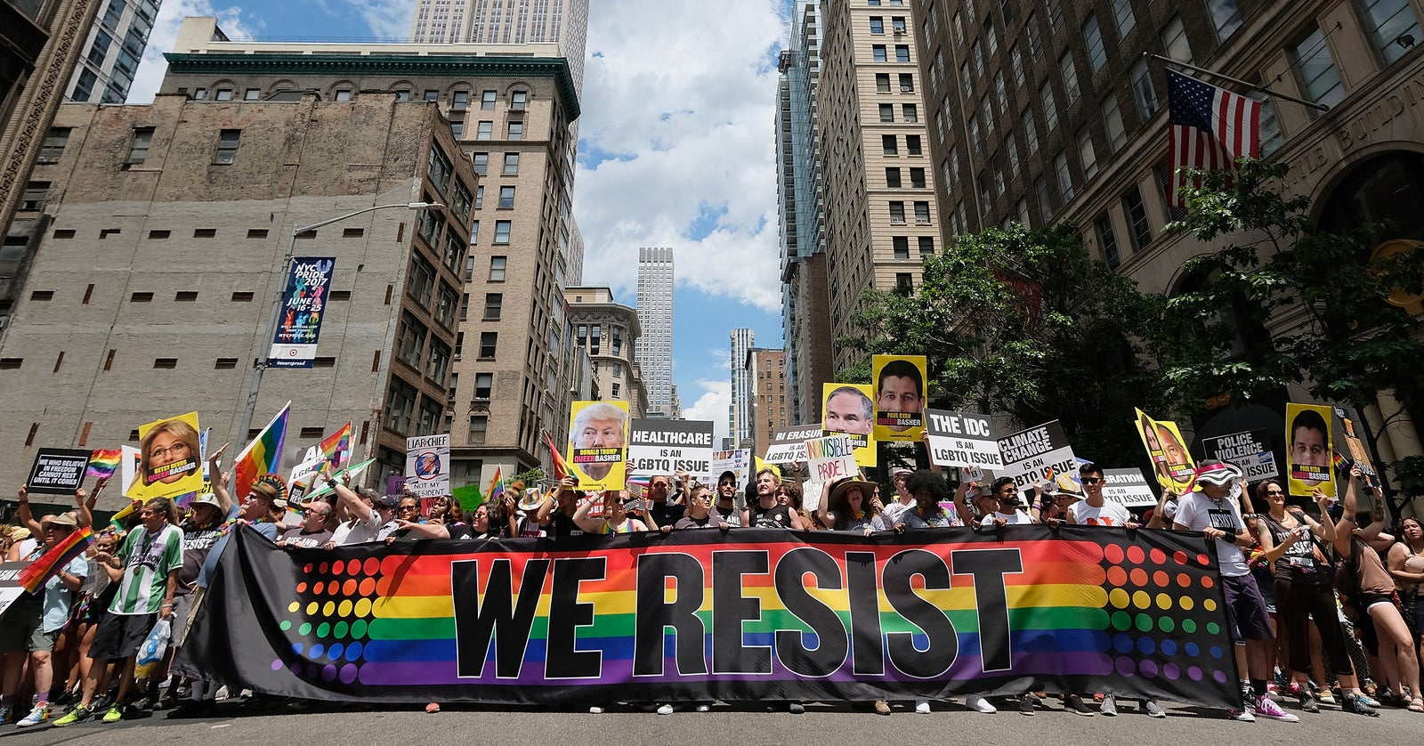 People Are Pissed At The New Rules For New York Pride