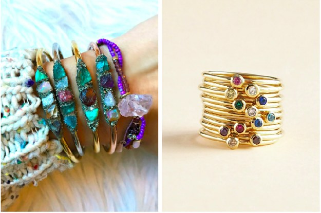 29 Gorgeous Pieces Of Birthstone Jewelry For Every Month