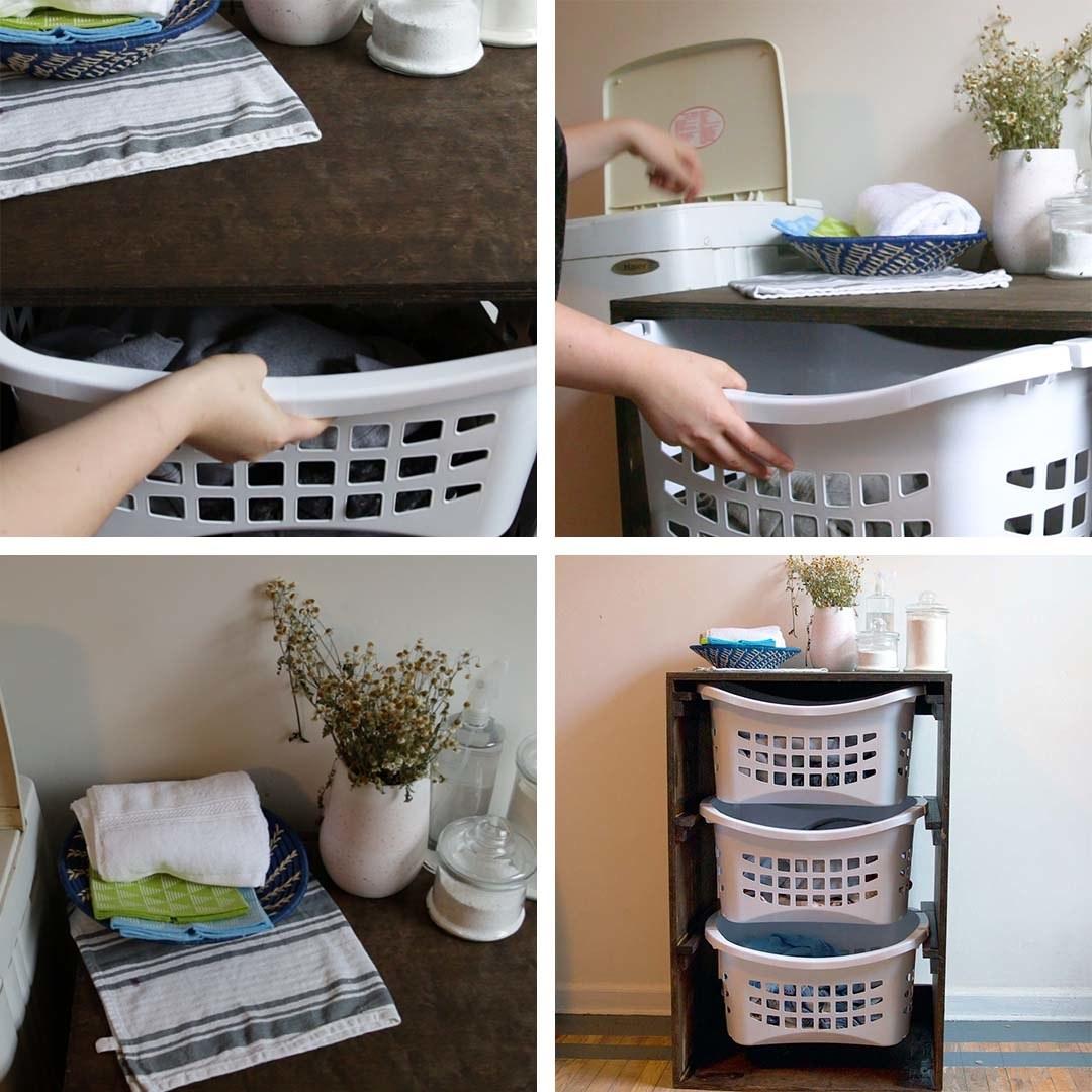 Laundry Room Organizing Station 11 Nifty Ideas