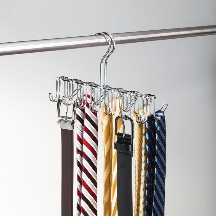 The iDesign Classico Metal Tie Hanger