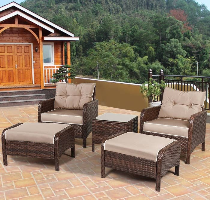 25 Of The Best Pieces Of Patio And Outdoor Furniture You Can Get On