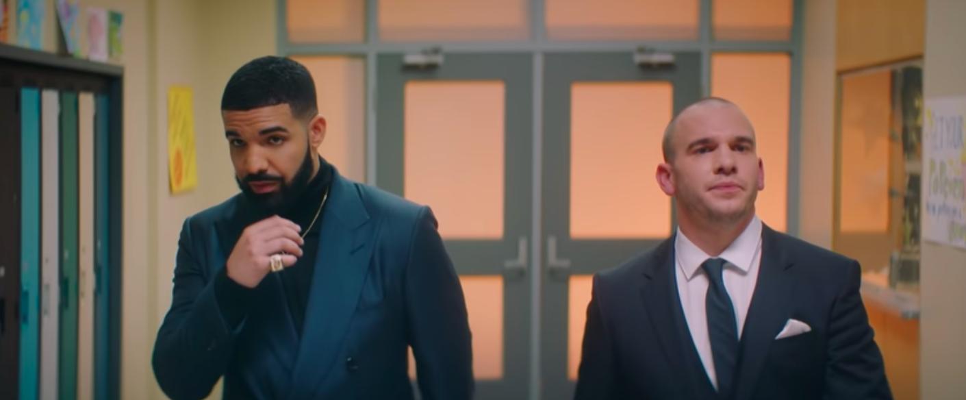 Drake and Shane Kippel (Spinner)