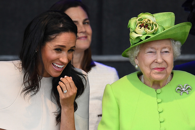 The Queen And Meghan Markle Are Best Pals Now