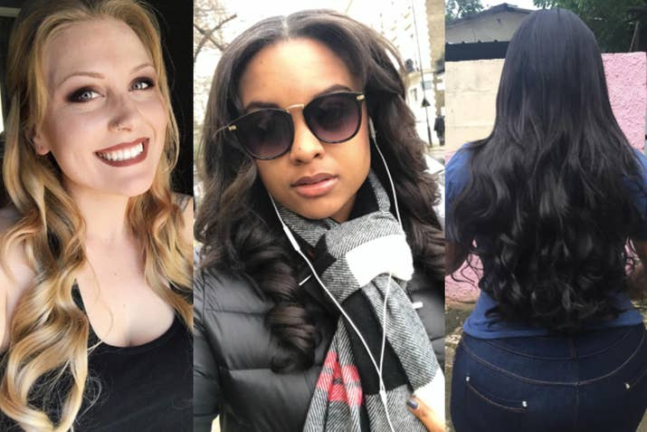 These Cheap Af Hair Extensions Make You Look Like You Grew Your Hair