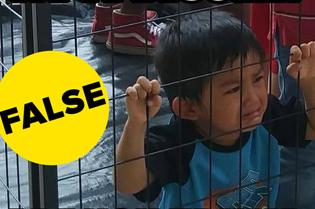 Image result for Viral Picture Of Child In Cage
