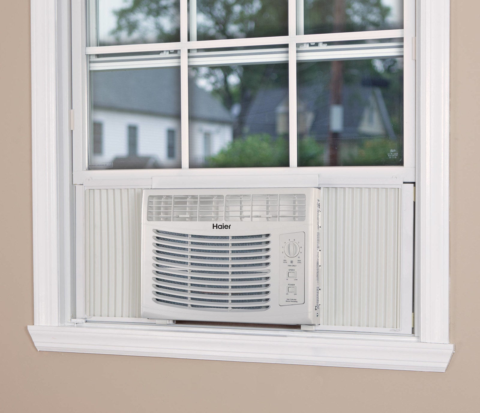 Haier window AC