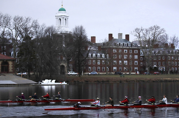 Harvard Really Didn't Want People To Know How It Treats Top Donors In Admissions