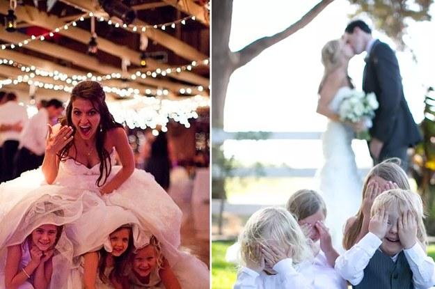 35 wunderschöne und originelle Hochzeitsfoto-Ideen, die du sofort klauen möchtest