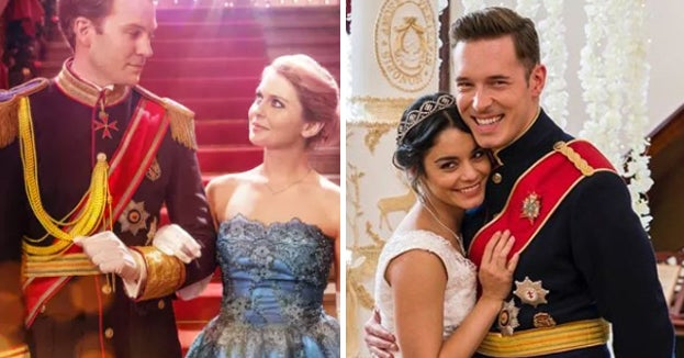 The Christmas Switch.Netflix Is Releasing Another Royal Christmas Romance This