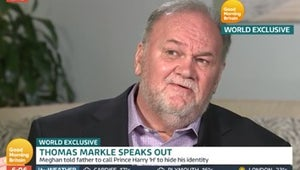 Meghan Markle's Dad Said Prince Harry Told Him To
