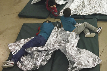 Audio Shows Children Desperately Begging For Their Parents After Being Separated At The Border