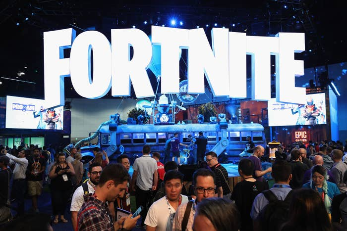 The game has had extraordinary success since the launch of its Battle Royale mode in late 2017, with the company behind the game, Epic Games, announcing this month that the game had hit 125 million players, with 40 million of those playing regularly. The game comes in two versions, Fortnite: Save the World, and Fortnite: Battle Royale, which is the new version that's super popular with kids.