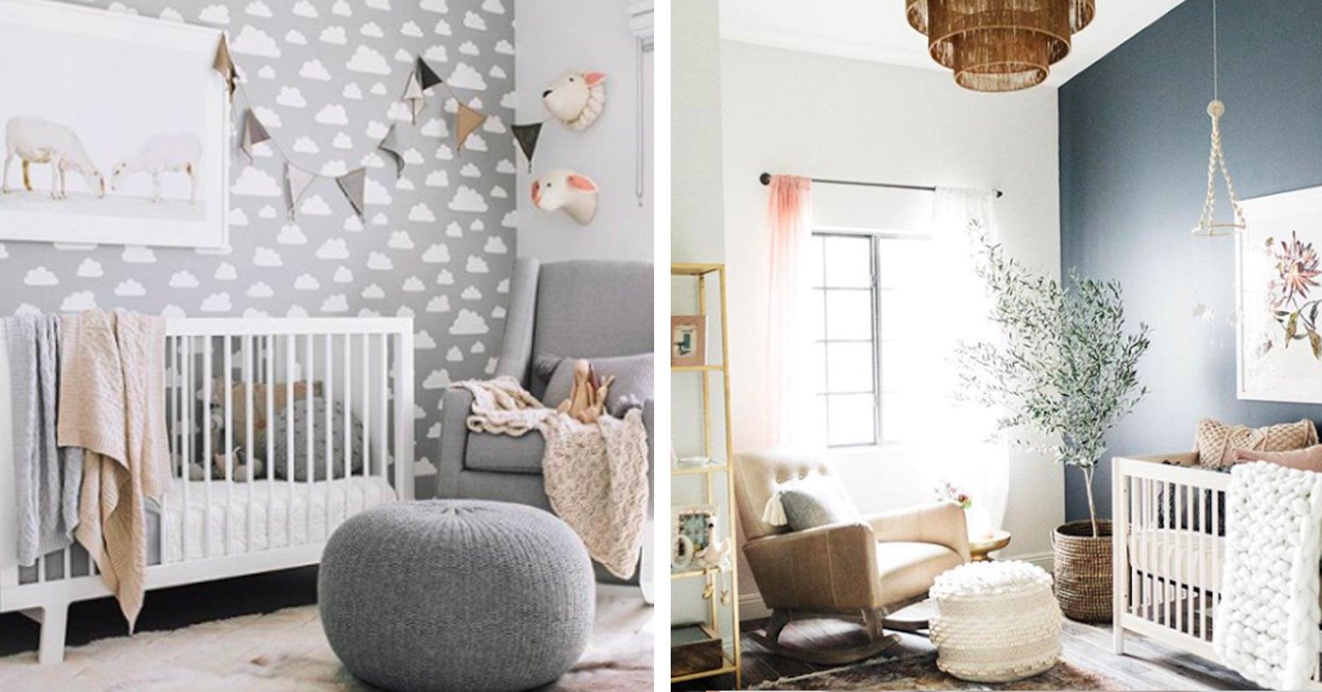 17 wirklich wundersch ne babyzimmer in neutralen farben - Babyzimmer farben ...