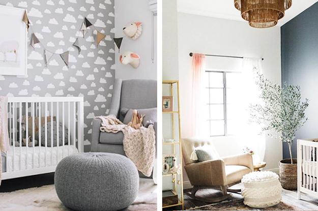Babyzimmer neutral  17 wirklich wunderschöne Babyzimmer in neutralen Farben