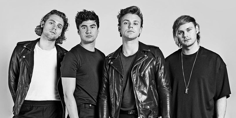 The Guys Of 5sos Took Buzzfeeds Which Member Of 5sos Are You Quiz And The Results Were Interesting