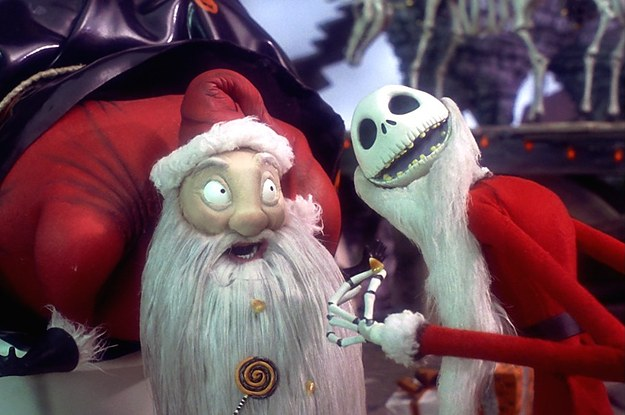 16 reasons halloween and christmas are basically the same holiday - Halloween And Christmas