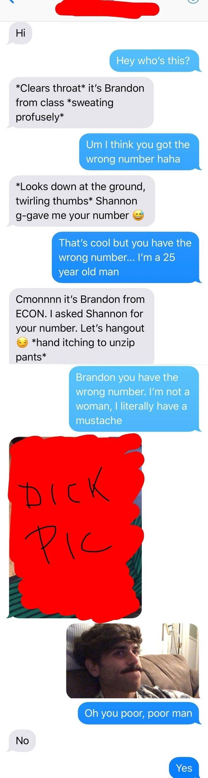 18 People Who Had Brilliant Comebacks To Creepers Online