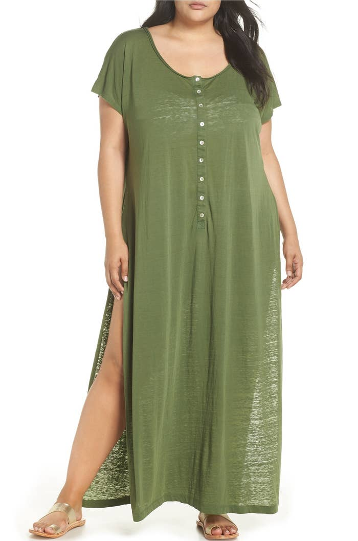 Get it from Nordstrom for $49 (available in sizes 1XL–3XL).