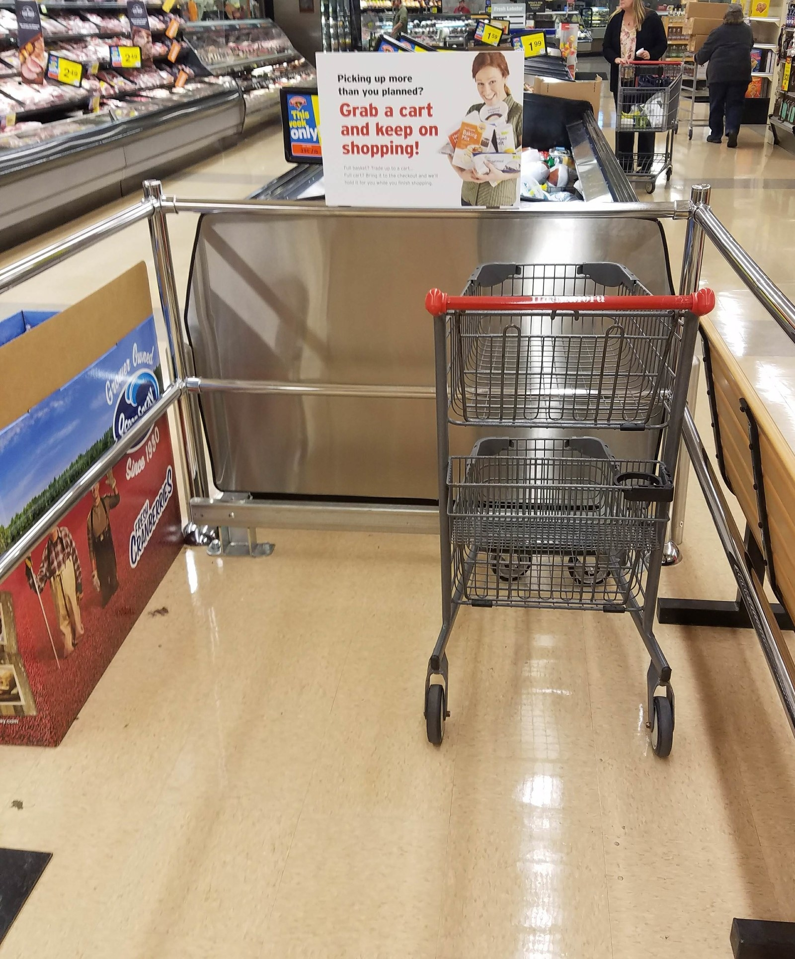 13 Grocery Store Shopping Cart Situations That Deserve A Round Of Applause