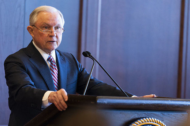 More Than 600 Members Of Jeff Sessions' Church Have Filed A Formal Complaint Against Him Over Border Family Separations