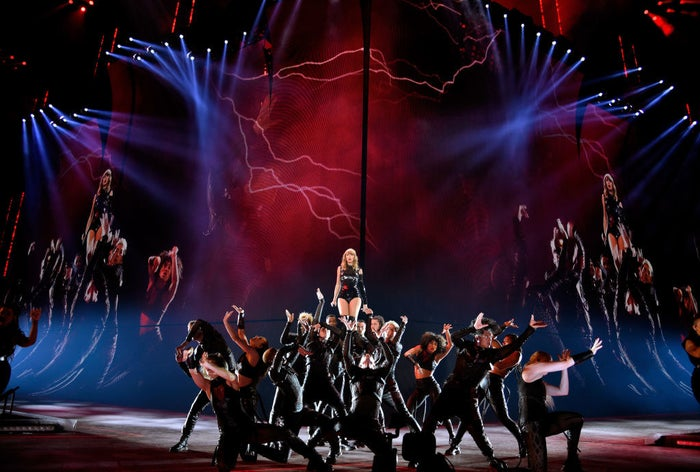 To put that in perspective, the 1989 World Tour grossed an average of $4.7 million a night, and was the highest-grossing single-year North American Tour of all time.