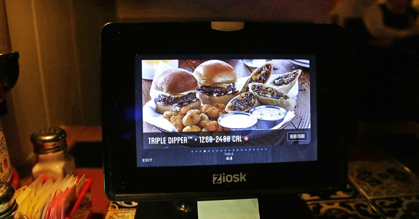 An Invisible Rating System At Your Favorite Chain Restaurant Is Costing Your Server