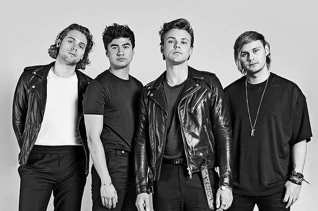 How Well Do You Know The Lyrics To 5 Seconds Of Summer's Songs?