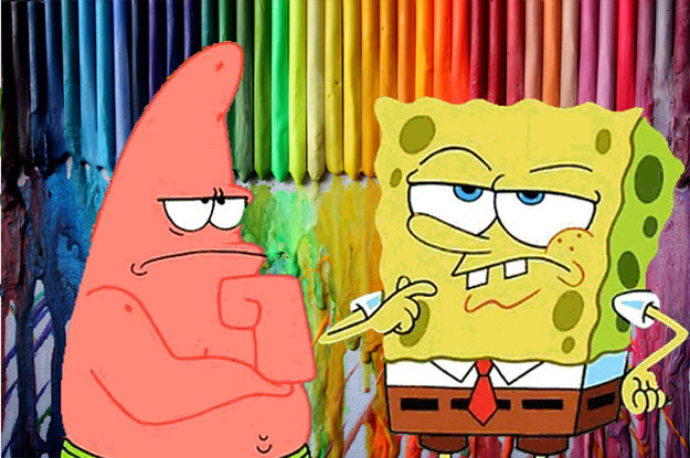how many crayola colors can you name in three minutes