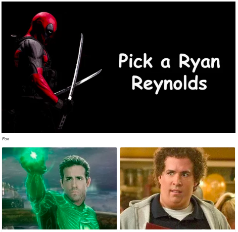 Buzzfeed quiz which superhero should you hook up with