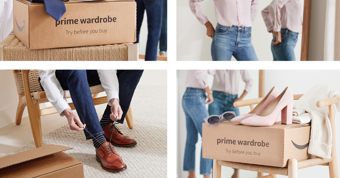 8215e5eab7f All Amazon Prime Members Can Now Try On Clothes At Home Before Paying For  Them