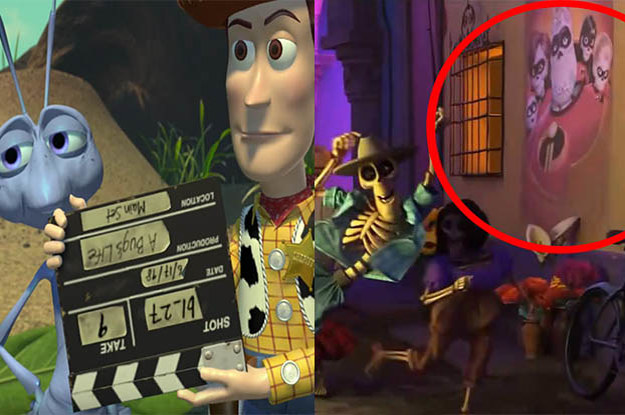 23 Pixar Movie Easter Eggs That Actually Alluded To Future Movies